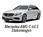 Mercedes-AMG C 63 S Stationwagon