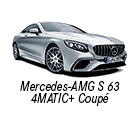 Mercedes-AMG S 63 4MATIC+ Coupé