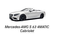 Mercedes-AMG S 63 4MATIC / S65 Cabriolet