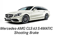 Mercedes-AMG CLS 63 S 4MATIC Shooting Brake