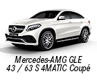 Mercedes-AMG GLE 43 / 63 S 4MATIC Coupé